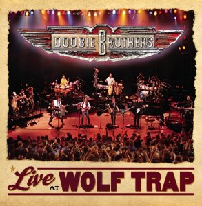 Live at Wolf Trap Album Cover