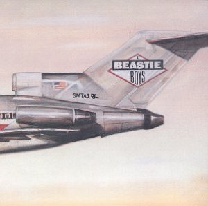 Licensed to Ill Album Cover