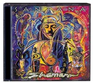 Shaman Album Cover