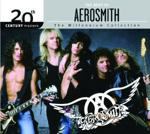 20th Century Masters: The Millennium Collection: The Best of Aerosmith Album Cover