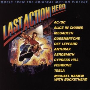 Last Action Hero Album Cover