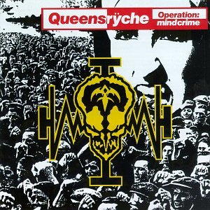 Operation: Mindcrime Album Cover