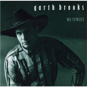 No Fences Album Cover