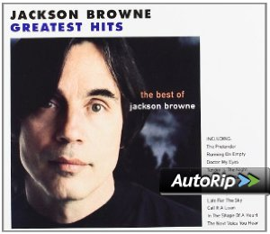 The Next Voice You Hear: The Best of Jackson Browne Album Cover