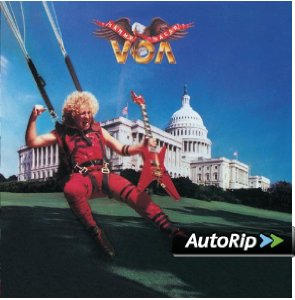 VOA Album Cover