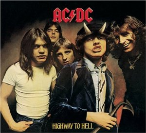 Highway to Hell Album Cover