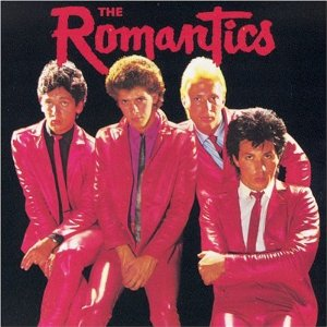 The Romantics Album Cover