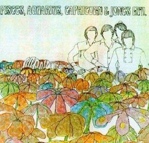 Pisces, Aquarius, Capricorn & Jones Ltd. Album Cover