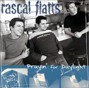 Prayin' for Daylight Album Cover