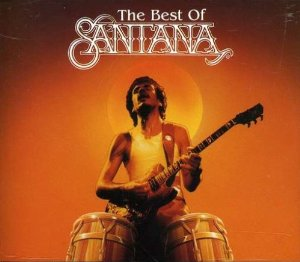 The Best of Santana Album Cover