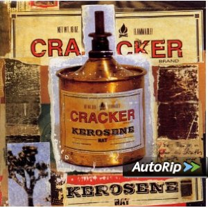 Kerosene Hat Album Cover