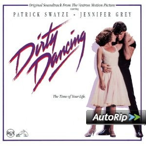 Dirty Dancing Album Cover