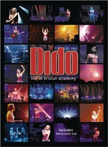 Dido Live Album Cover