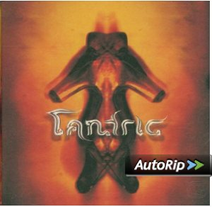 Tantric Album Cover