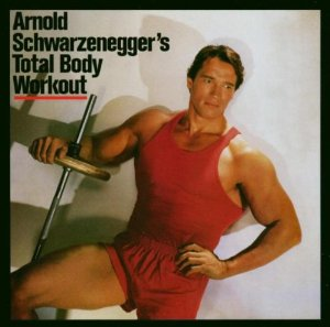 Arnold Schwarzenegger's Total Body Workout Album Cover