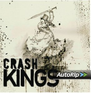 Crash Kings Album Cover