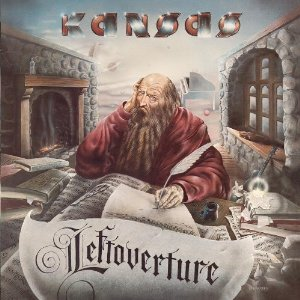 Leftoverture Album Cover