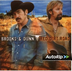 Red Dirt Road Album Cover