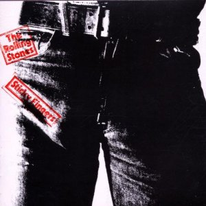 Sticky Fingers Album Cover
