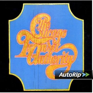 The Chicago Transit Authority Album Cover