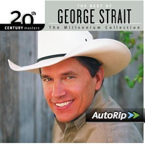 20th Century Masters: The Millennium Collection: The Best of George Strait Album Cover