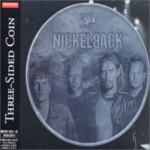 Three-Sided Coin Album Cover