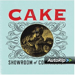 Showroom of Compassion (CAKE)
