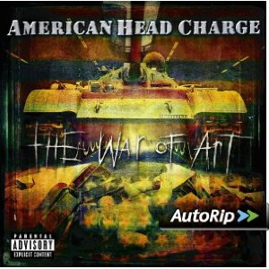 The War of Art Album Cover