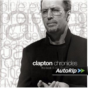 Clapton Chronicles: The Best of Eric Clapton Album Cover
