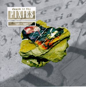 Death to the Pixies Album Cover
