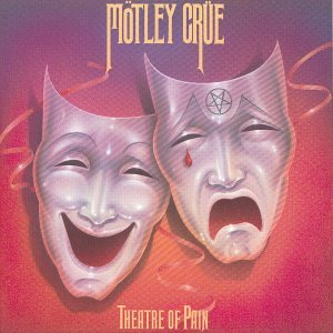 Theatre of Pain Album Cover