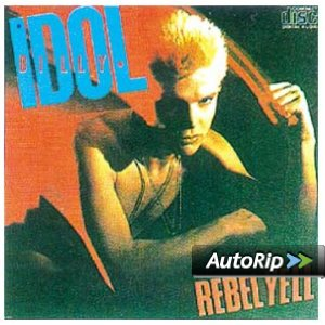 Rebel Yell Album Cover
