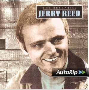 The Essential Jerry Reed Album Cover