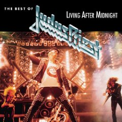 The Best of Judas Priest: Living After Midnight Album Cover