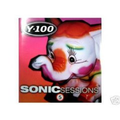 Y-100: Sonic Sessions, Volume 5 Album Cover