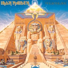 Powerslave Album Cover
