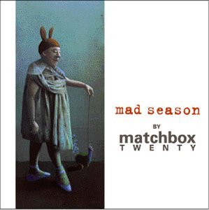 Mad Season Album Cover