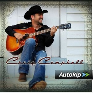 Craig Campbell Album Cover