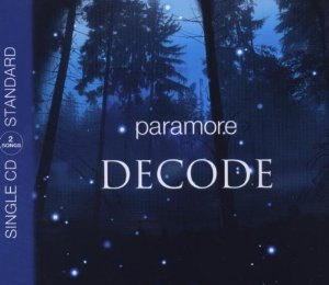 Decode Album Cover