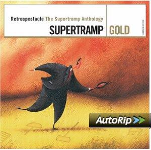 Retrospectacle: The Supertramp Anthology Gold Album Cover