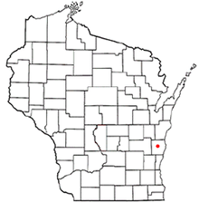 Plymouth, WI map