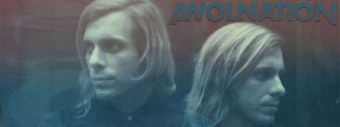 Artist of the Month - AWOLNation