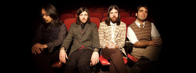 Artist of the Month - Avett Brothers