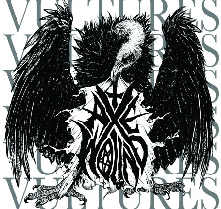 AXEWOUND VULTURES COVER ART