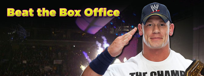 Beat The Box Office for WWE