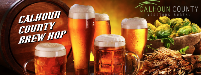 Calhoun County Brew Hop
