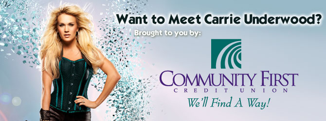 Want to Meet Carrie Underwood with Y100?