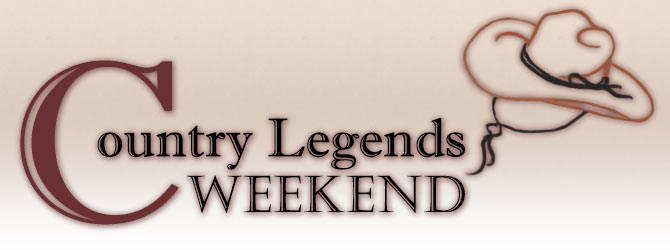 Country Legends Weekend