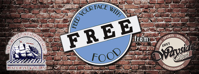 Feed Your Face With Free Food