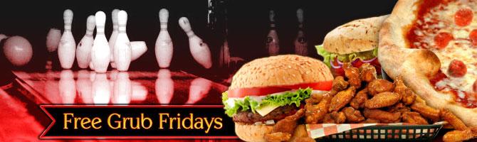 Free Grub Fridays